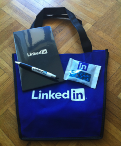 Linkedin Gift Bag